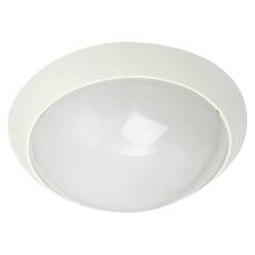 Plafond Enøk LED hvid 8+2W 3000K sensor