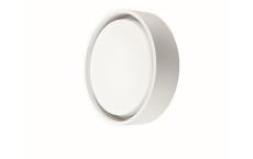 Væg-/Loft Frame Round LED 7W 3000K, 670 lumen, hvid, IP65