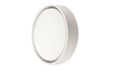 Væg-/Loft Frame Round Maxi LED 23W 3000K, nødlys, hvid