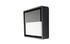Væg Frame Square Wall LED 6W 3000K, grafit