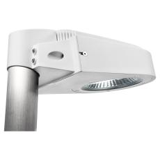 Vægarmatur Aero 3000 LED 31W 3000K hvid IP65 med stolpebesla