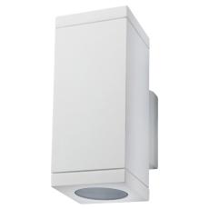 Vægarmatur Echo 2x4,5W LED 2700K hvid (op/ned)