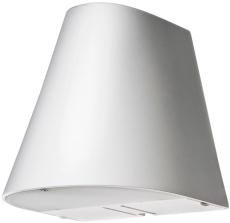 Vægarmatur Spike 1100 LED med skumringsrelæ hvid