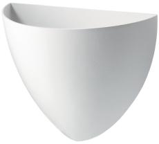 Vægarmatur Duo LED 10W 2700K med uplight hvid