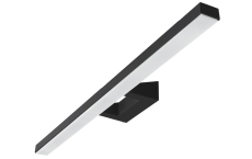 Vægarmatur View 900 LED 30W 2700K, 1820 lumen, sort