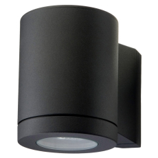 Vægarmatur Metro 1x4,5W LED 2700K sort (ned)