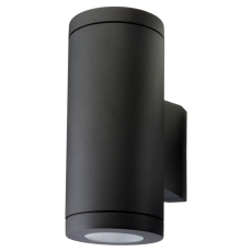 Vægarmatur Metro 2x4,5W LED 2700K sort (op/ned)