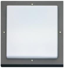 Vægarmatur Bassi LED 10W/830 Sensor grafit
