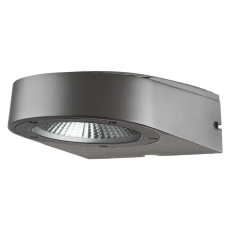 Vægarmatur Aero 3000 LED 31W 3000K 2500 lumen grafit IP65