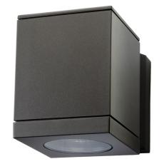 Vægarmatur Echo 1x4,5W LED 2700K grafit (ned)