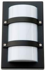 Vægarmatur Trio Mini LED 10W 3000K 400 lumen, sort