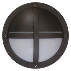 Vægarmatur Tanto 1100 LED 11,5W 830, 330 lm skumringsrelæ gr