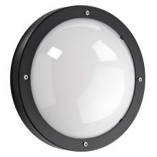 Vægarmatur Primo 1100 LED 11,5W 3000K skumringsrelæ sort