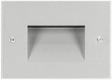 Vægarmatur Indbygning Insert+ Zero LED 5W 3000K WH1 hvid