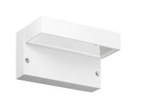 Vægarmatur Polo+ 2 LED 11,5W 3000K WH1 hvid