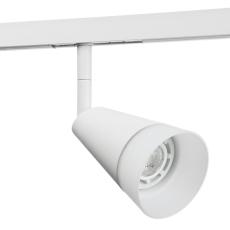 Zip 230V Glas Spot 6W LED 2700K mat-hvid