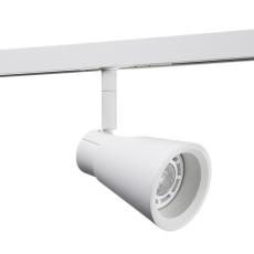 Zip Zoom 230V 6W LED 2700K mat-hvid (1-faset)