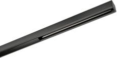 Zip 230V Skinne 1,15M sort (1-faset)