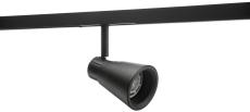 Zip Zoom 230V LED 6W 2700K mat-sort (1-faset)