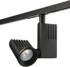 Zip Pro Mini Spot LED 16W 927 2700K (1-faset) sort