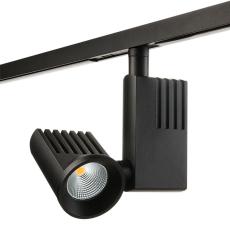 Zip Pro Mini Spot LED 16W 930, 3000K sort (1-faset)
