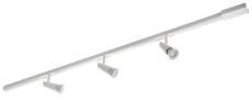 Zip Spot Kit LED 3x6W 827 hvid (1-faset)