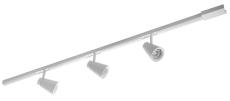 Zip Zoom Spot Kit 3XLED 6W 827 hvid (A+) (1-faset)