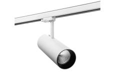 Tube Eco Spot LED 25W 3000K Ra>90,, 2130 lumen, hvid (3-fase