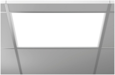 Indb. Armatur Sidelite Eco LED 34W 840 Dali 595x595 prismati