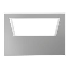 Indb. Armatur Sidelite Eco LED 34W 830 Dali 622x622 opal