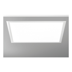 Indb. Armatur Sidelite Eco LED 34W 830 Dali 622x622 prismati