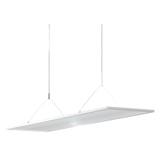 Indb. Armatur Sidelite Eco LED 39W 840 1195x295 opal