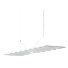 Indb. Armatur Sidelite Eco LED 39W 830 1195x295 prismatisk