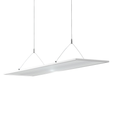 Indb. Armatur Sidelite Eco LED 39W 840 1195x295 prismatisk