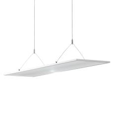 Nedhængt Sidelite Eco LED 34W 830 1195x295 op/ned opal