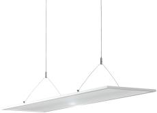 Nedhængt Sidelite Eco LED 34W 830 Dali 1195x295 op/ned prism