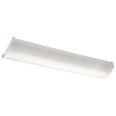 Armatur Wave 600 LED 18W 3000K, hvid