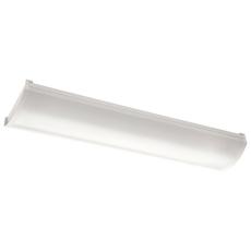 Armatur Wave 600 LED 18W 4000K, hvid