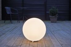Armatur Moon Maxi Ø500 LED 9W 2700K, IP65