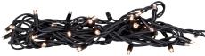 Priceline 230V lyskæde ekstra 40 LED varmhvid IP44