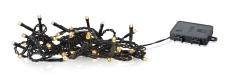 Easy lyskæde til batteri 40 LED