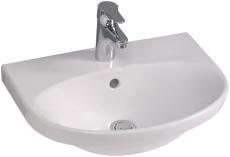 GBG 5550 Nautic håndvask C+ 500 x 380 mm til bolte eller bær