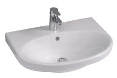 GBG 5565 Nautic håndvask 650 x 500 mm bolte eller bæringer