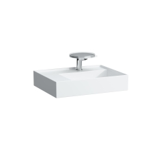 Kartell by Laufen håndvask 60 x 46 cm i SaphirKeramik med LC