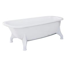 Ifö Caribia fritstående 1600 mm badekar hvid
