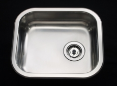 Intra Juvel køkkenvask barents A400 planlim strainer