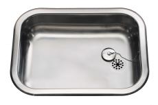 Intra Juvel køkkenvask Barents A480 underlim prop