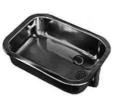 Intra Juvel køkkenvask Barents A480 handicap prop