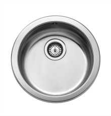 Intra Juvel køkkenvask Barents C380 planlim strainer