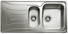 Intra Juvel Universo køkkenvask 150D afløbsbakke